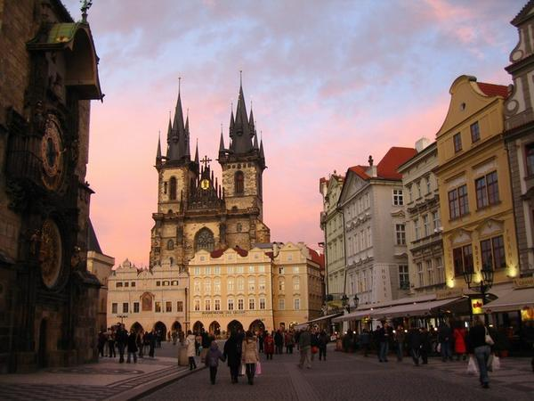 Prague City Guide (Czech Republic)